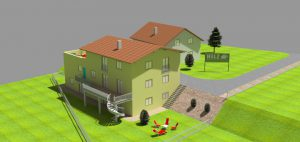 Einfamilienhaus Attenkirchen